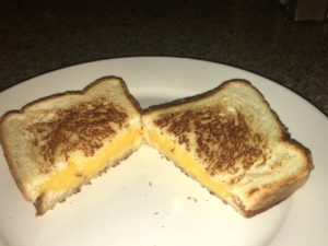 (c) Classic Grilled Cheese Sandwich. Socially Sparked News, LLC