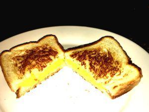 say cheese celebrate grilled cheese day