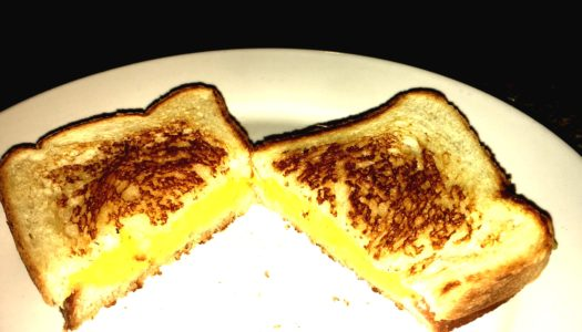 Top Five Grilled Cheese Memory Triggers