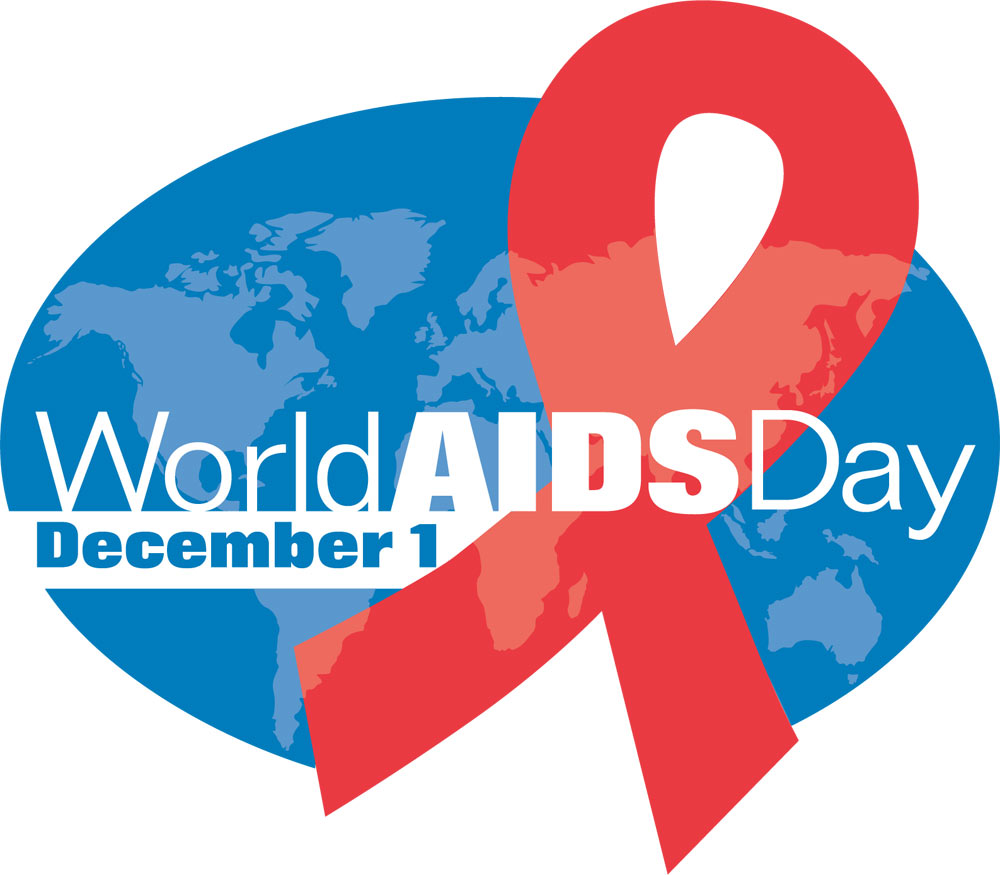 World Aids Day is annually on December 1st