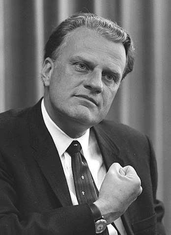 In memoriam: Billy Graham Dies at 99