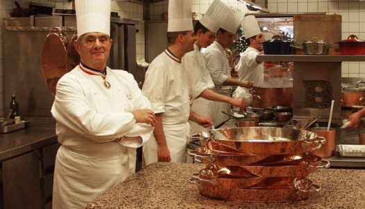 chef of century paul bocuse