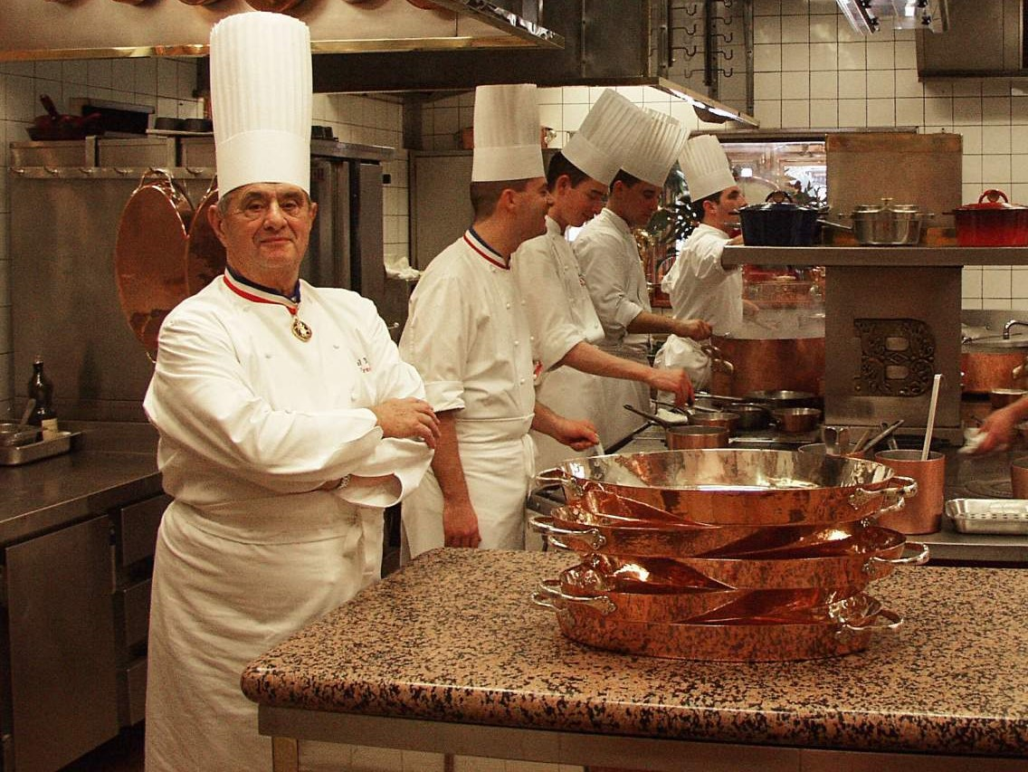 chef of century paul bocuse