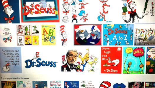 Hats Off Dr. Seuss – Happy Birthday