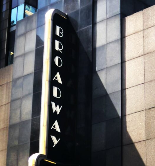 Here comes Broadway week