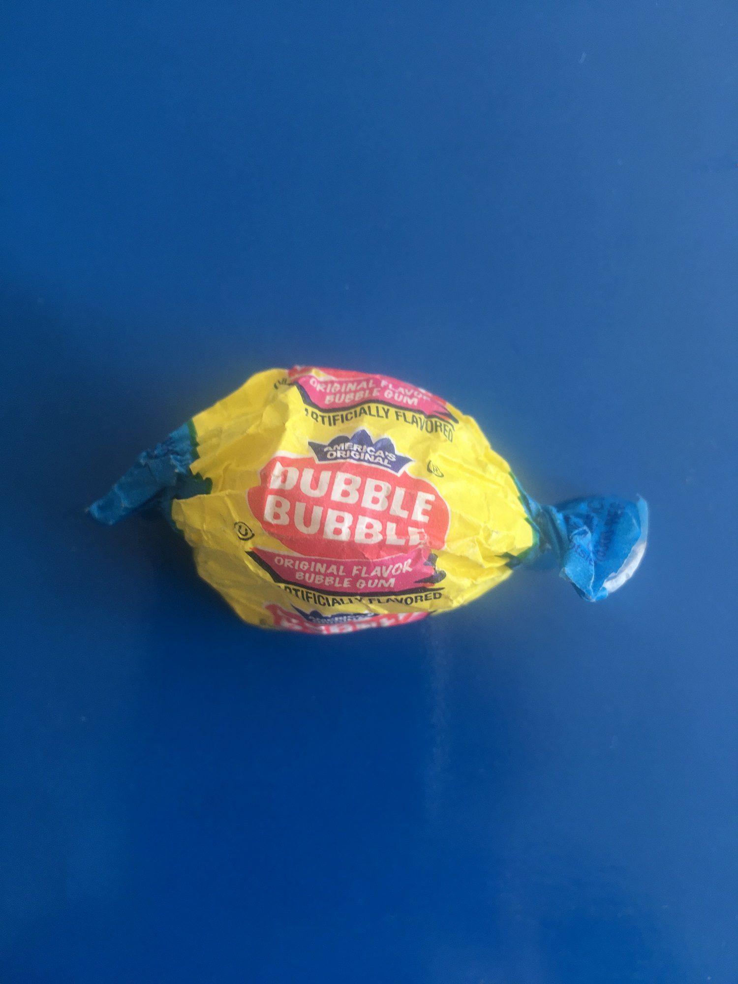 celebrate bubble gum day