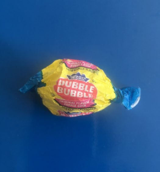 celebrate bubble gum day