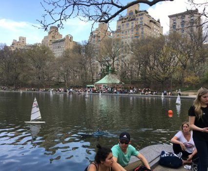 Easter Sunday in the Park