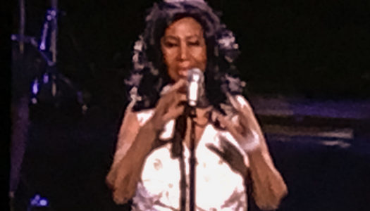 Aretha Franklin on Respect for Human Rights: Quote of the Week