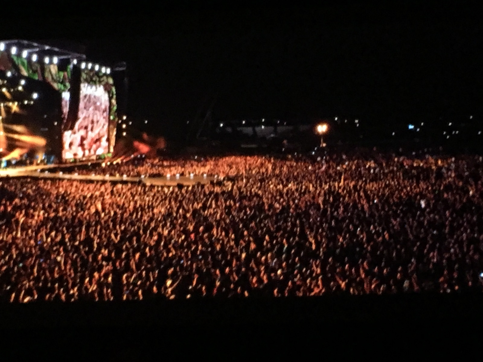 The Rolling Stones Historic Concert in Havana Cuba. Photo credit: Socially Sparked News
