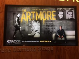 Crackle TV's drama 'The Art of More' Season II. Photo: Socially Sparked News
