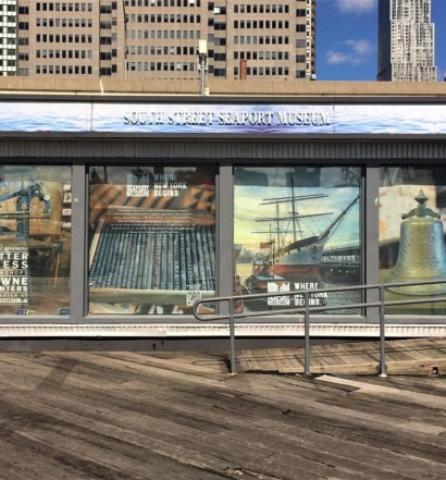 NY Seaport Museum (c) Socially Sparked News