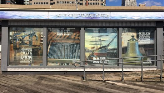 NY Seaport Museum Kicks-Off Year-Long 50th Celebration