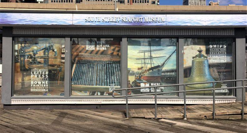 NY Seaport Museum (c) Socially Sparked News