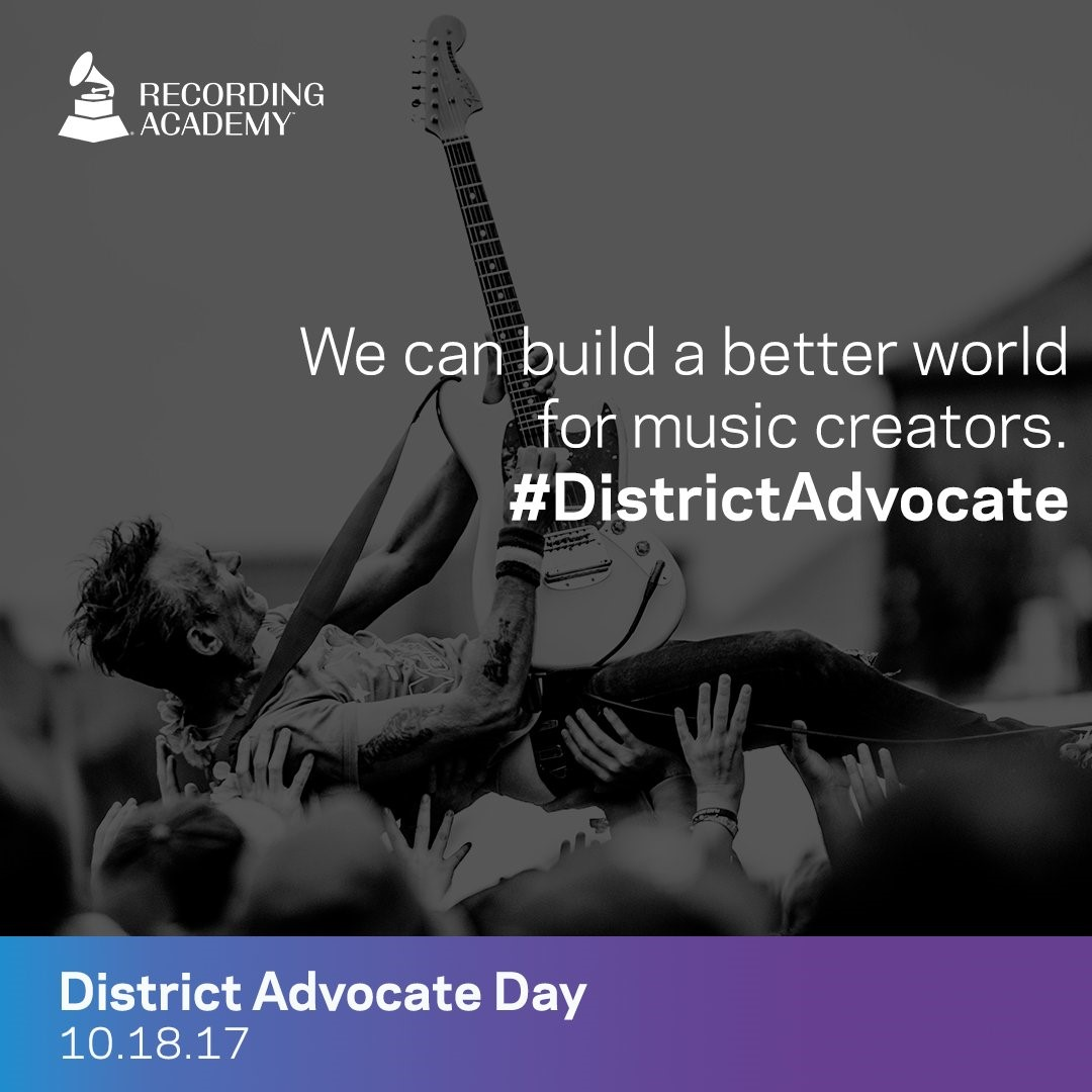 music's grassroots advocacy