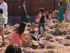 Easter Egg Hunt at Tavern on the Green