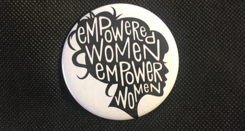 saluting international women's day every week March