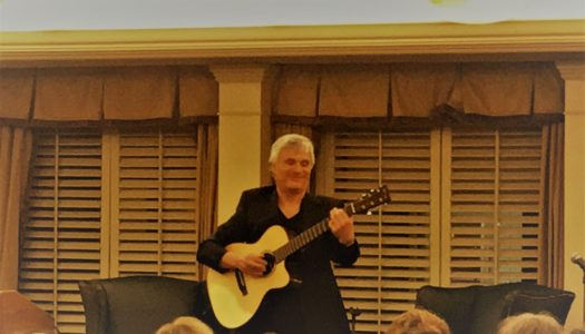 Laurence Juber's Wind Beneath the Wings