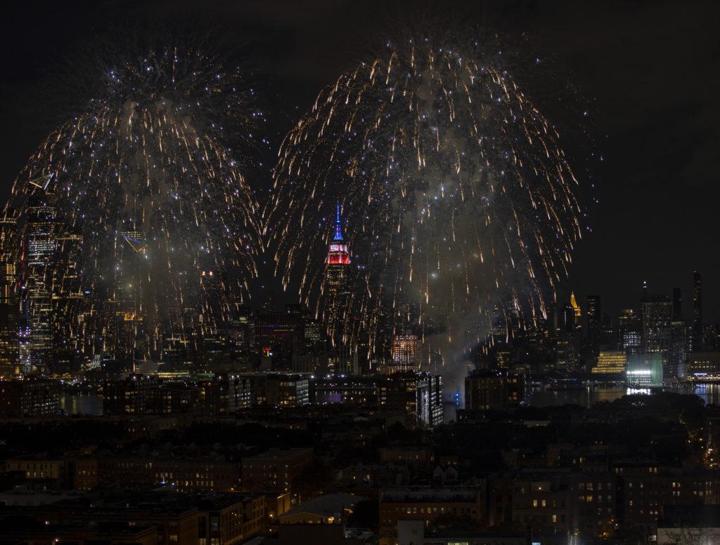 July sparks celebrations