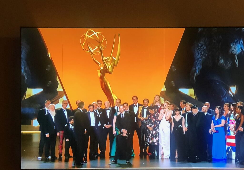 A history making Emmys