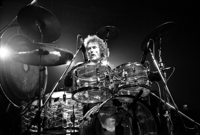 legendary superstar drummer Ginger Baker dead
