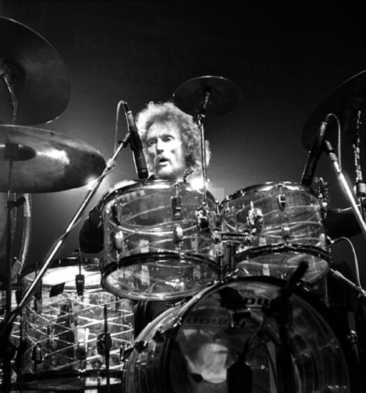 legendary superstar drummer Ginger Baker dead