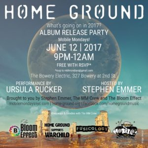 Home Ground Album Project Sparks