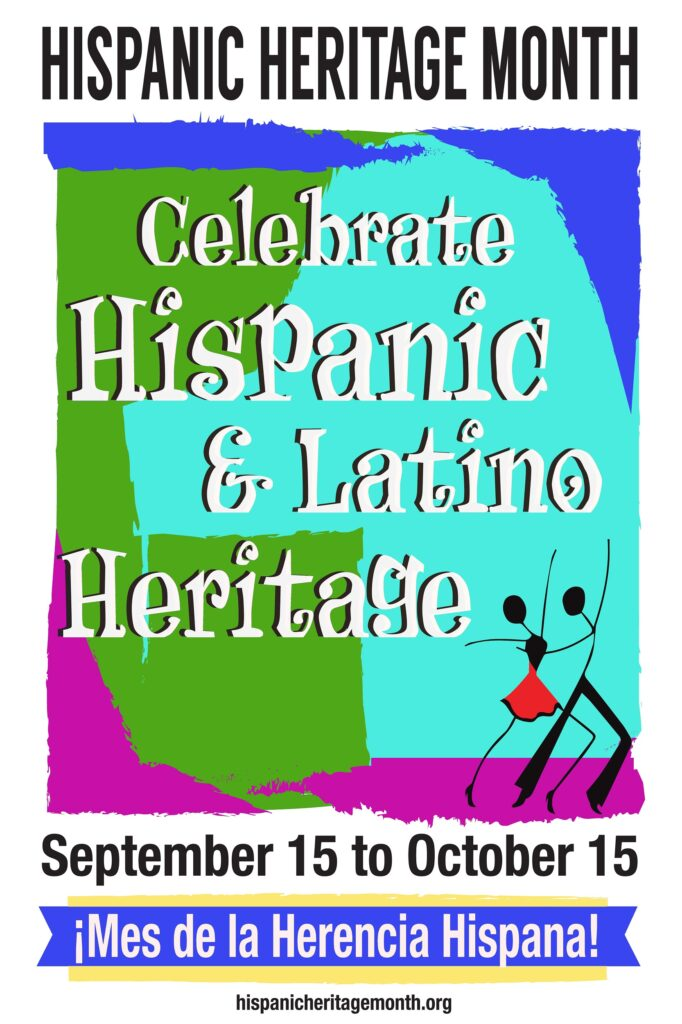 Autumn sparks Hispanic Heritage Month
