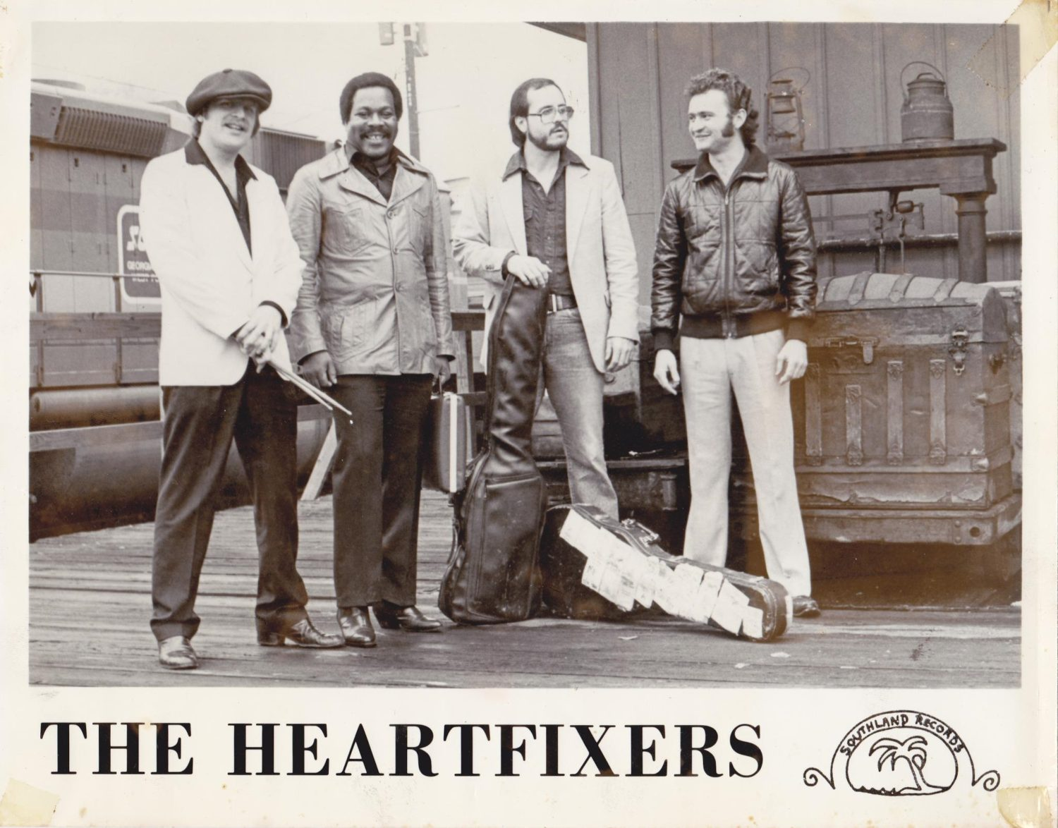 The Heartfixers photo provided by Tinsley Ellis