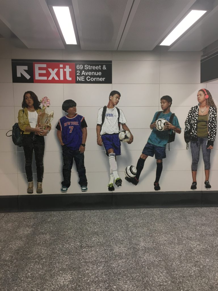 NYC Second Avenue Subway turns 1