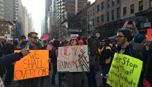 Throwback Thursday: Looking Back at Women's March 2017