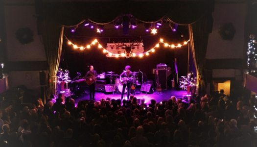 Jesse Malin and Friends Rock Out for Wheelchair Fund