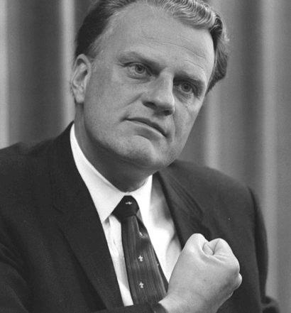 In memoriam: Billy Graham dies at 99