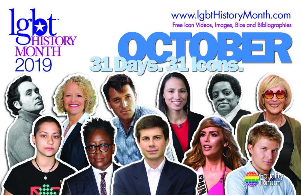 LGBT History Month sparks