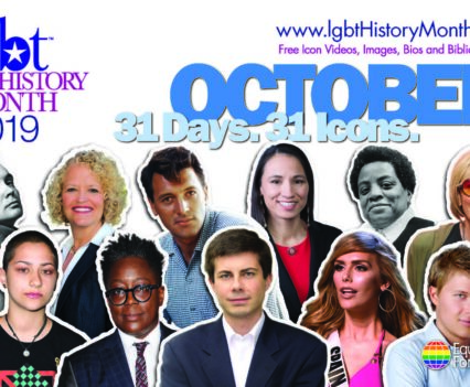 LGBT History Month sparks