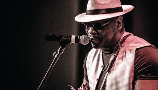 Loving Son Bill Morganfield Sings Blues Away