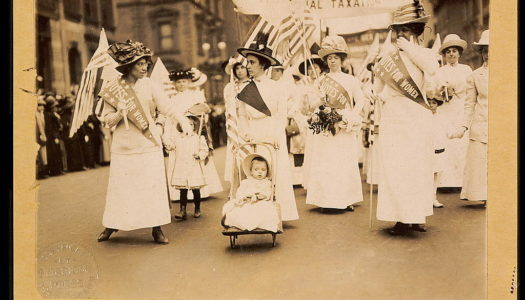 Celebrating the Centennial of Women's Suffrage