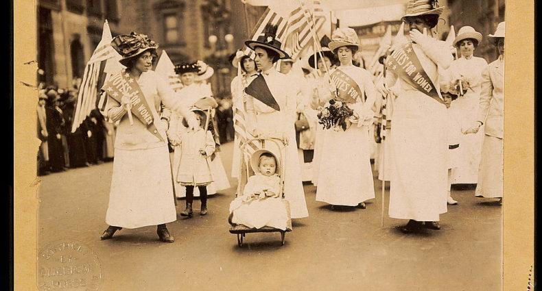 Celebrating Centennial of Women's Suffrage