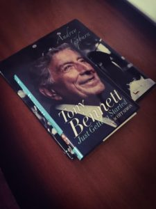 "Tony Bennett's new book, ""Just Getting Started""with Scott Simon"