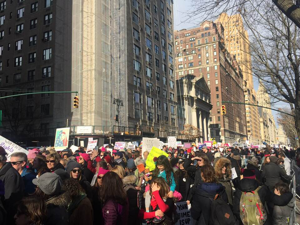 women's movement re-energizes