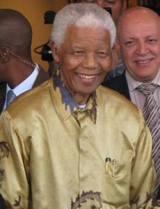 Nelson Mandela Socially Sparked Our Lives