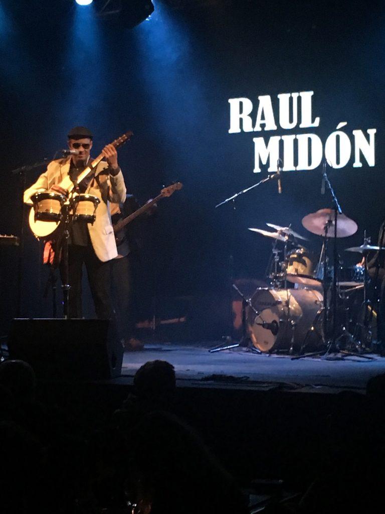 Spotlight Shines for Bad Ass Blind Music Man