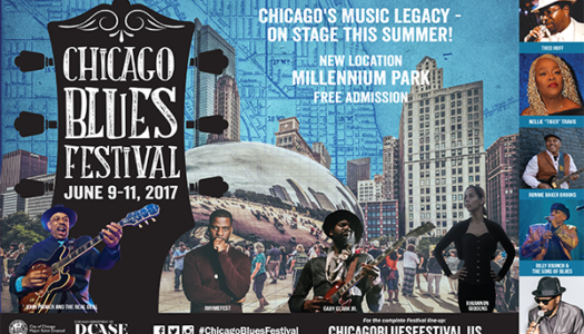 Chicago Blues Festival Begins