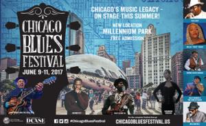 Chicago Blues Festival Begins