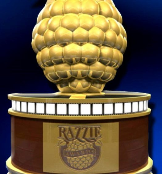 Razzies Reveal 2018 Nominees