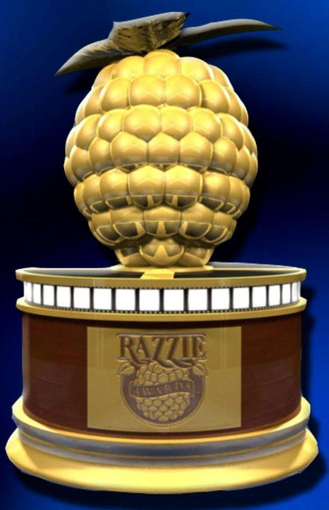 Razzies Reveal 2018 Nominees
