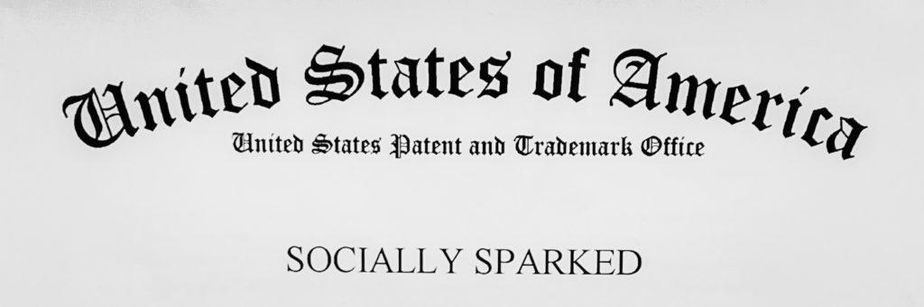 Socially Sparked Registered Trademark