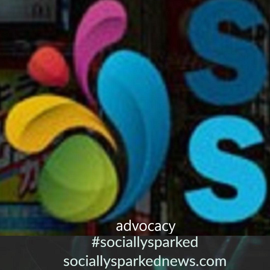 Socially Sparked advocacy