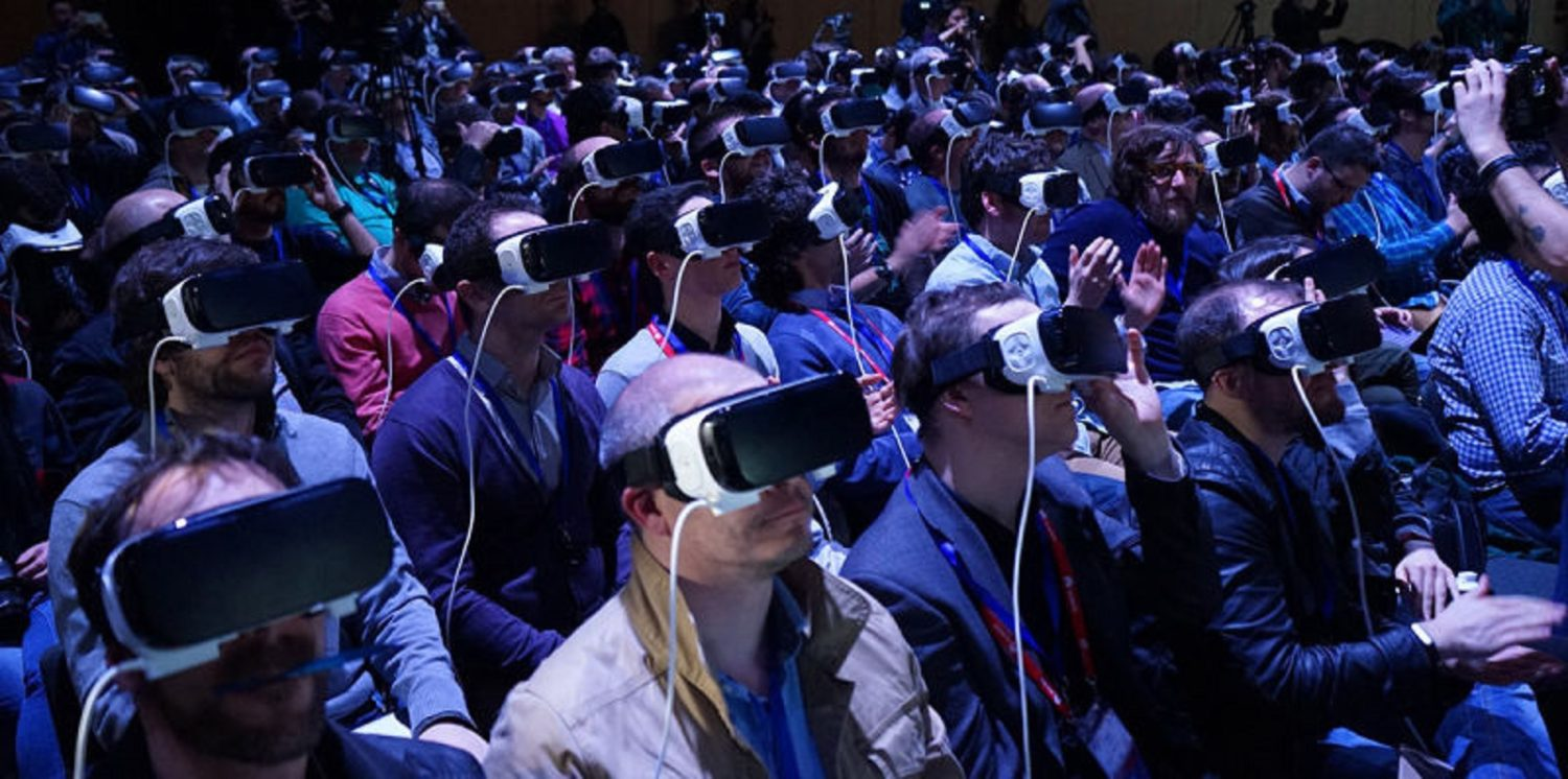how vr rockin' the real world