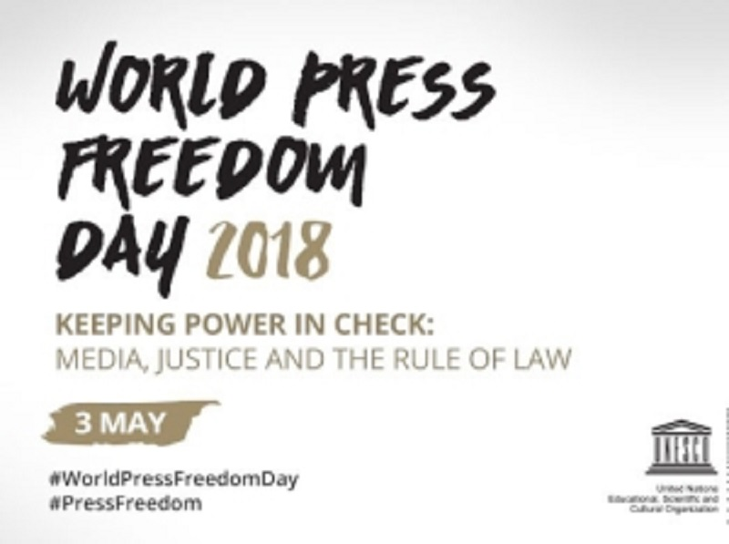world press freedom day celebrates 25th anniversary